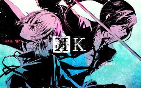 K Anime Wallpaper - k动漫图片 高清壁纸图片 动漫人物 回车桌面
