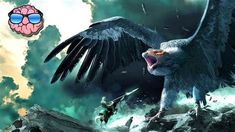 Top 10 MYTHICAL CREATURES From PERSIAN MYTHOLOGY - 10 Top Buzz