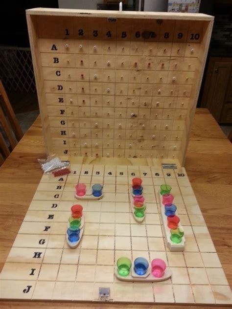 battleshots game board  mypcnc  etsy drinking games