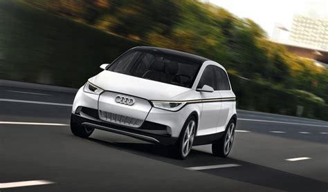 Audi City Car Una Piccolina Degli Anelli Potrebbe
