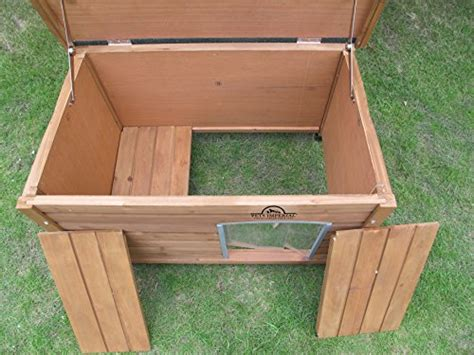 hundehütte selber bauen flachdach hundeh 252 tte selber bauen wir zeigen ihnen wie genau das geht