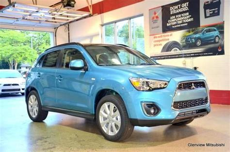 Mitsubishi Glenview by Buy New 2013 Mitsubishi Outlander Sport Se In Glenview