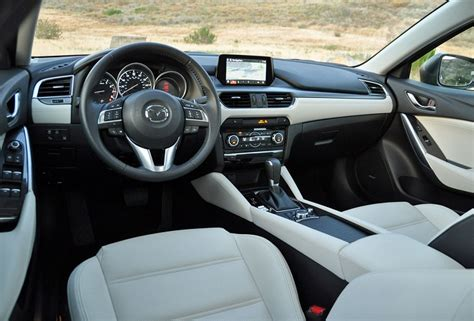 Mazda 6 Interior 2016 by Powersteering 2016 Mazda 6 Review J D Power Cars