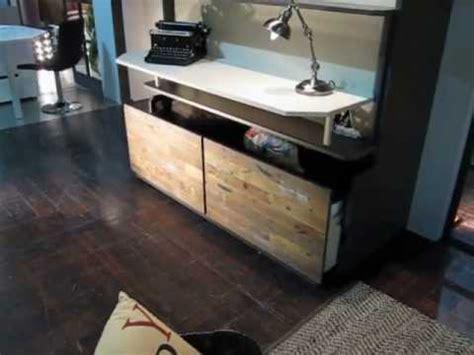armoire lit bureau lit escamotable et bureau coulissant récup françois
