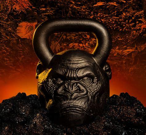 gorilla primal onnit bell kettlebells head prweb welcomes jungle