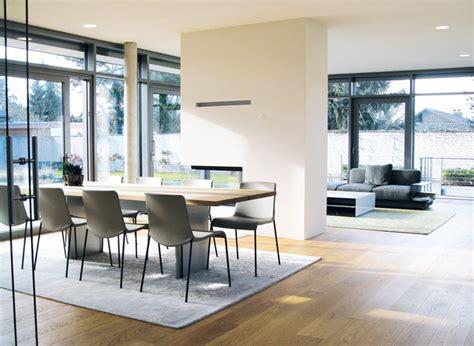 Exquisit Moderne Wohnstube Inneneinrichtung Eines Wohnhauses