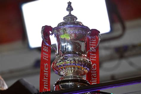 FA Cup fourth and fifth round draw in full: Manchester ...