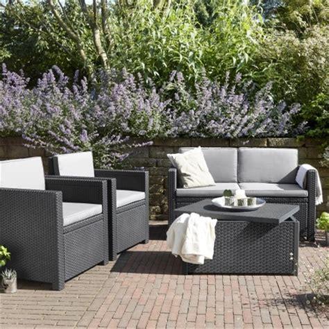 Salon de jardin allibert meubles jardin soldes | Reference maison