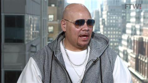 Fat Joe talks Knicks basketball