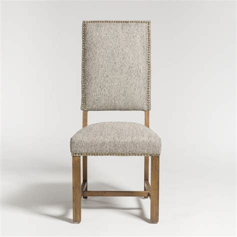 weston dining chair alder tweed furniture