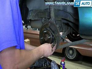 Service Manual  How To Change A 1998 Ford F150 Rear Wheel