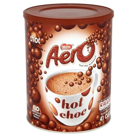 Nestle Aero Instant Hot Chocolate 1kg | Approved Food