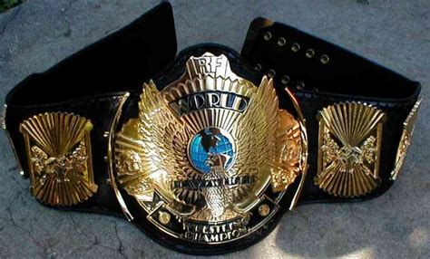 What Is Actually Inside A Wwe Belt?