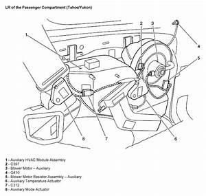 04 Gmc Yukon Xl Denali     Rear Blower Doesn U0026 39 T Work  All