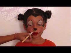 Mickey Mouse Kostüm Selber Machen : die besten 25 maus schminken ideen auf pinterest minnie maus schminken minni maus halloween ~ Frokenaadalensverden.com Haus und Dekorationen