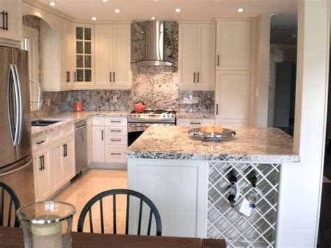 The Living Room Kitchen Renovation Schedule by Small Kitchen Renovation Traditional Kitchen Toronto