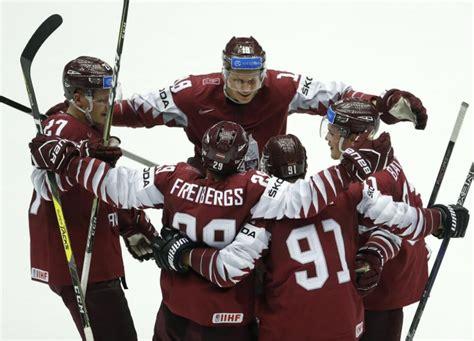 Latvijas izlase PČ Rīgā sāks ar spēli pret Kanādu