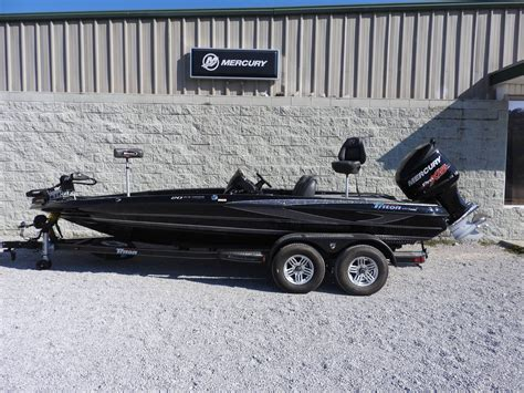 New Triton Boats by New Triton Bass Boats For Sale Page 3 Of 9 Boats