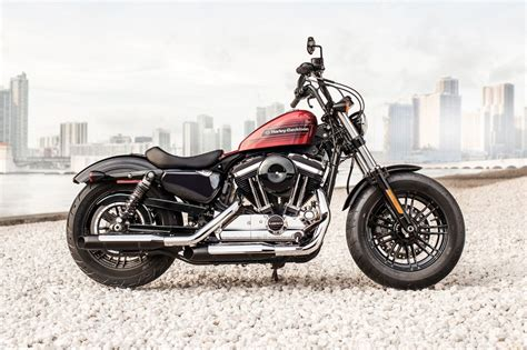 New Harley-davidson Forty-eight Special And Iron 1200