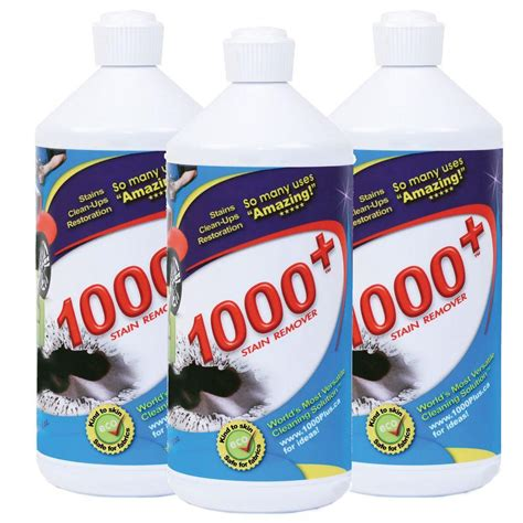 Stain Remover Products by 1000 Stain Remover 30 7 Oz Stain Remover 3 Pack 204216