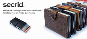 Secrid Wallets Vancouver Pizazz Gifts