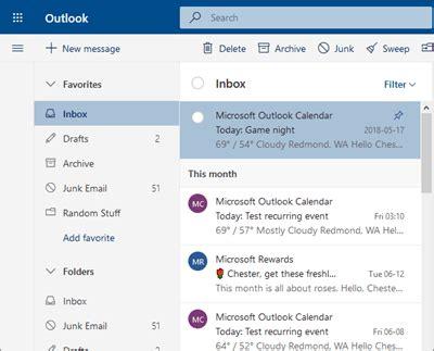 Office 365 Outlook Focused Inbox by Turning Focused Inbox In Outlook Din 233 Development