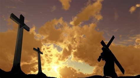Five Words That Explain Easter