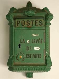Boite Aux Lettres Vintage : 125 id es comment faire la d co de la bo te aux lettres ~ Teatrodelosmanantiales.com Idées de Décoration