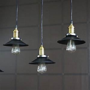 Black, Metal, Ceiling, Pendant, Cluster, 5, Light, Shabby, Vintage, Chic, Country, Lighting