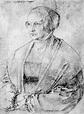 Margarete von Brandenburg-Ansbach by Albrecht Dürer ...