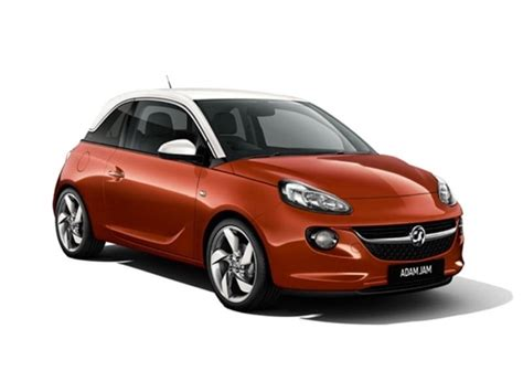 vauxhall orange vauxhall adam 1 2i jam urban pack style pack tech pack