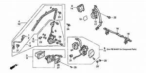 Seat Belts  1  1991 Honda Accord Sedan Parts Ex 4 Speed