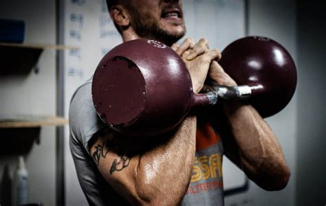 kettlebell loss workout fat