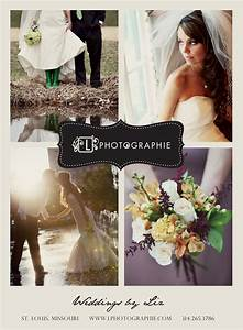 current ad featuring our clients by liz l With wedding photography ads