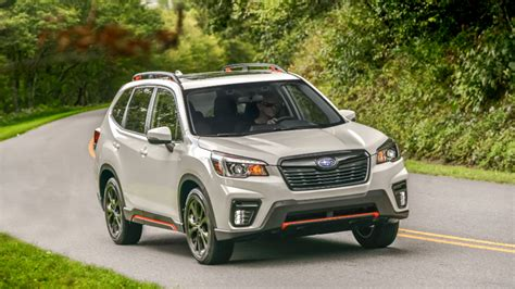 Subaru Forester 2020 Colors by 2020 Subaru Forester Preview Pricing Release Date