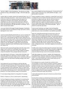 Tool Shed Traduccion Al Espaol by Texto Traducido En Ingles Y Espa 241 Ol 1