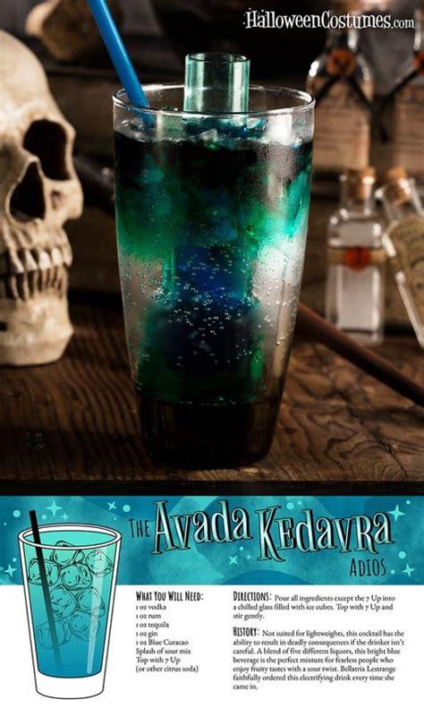 harry potter cocktail recipes harry potter drinks