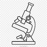 Microscope Drawing Clipart Coloring Microscopio Line Para Draw Transparent Imagen Colorear Ovaries Diagram Optical Biology 1000 Easy Outline Pencil Icon sketch template