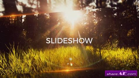 templates after effects free video e slideshow videohive inspirational slideshow 187 free after effects