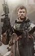 Chris Hemsworth In 12 Strong 4K Ultra HD Mobile Wallpaper ...