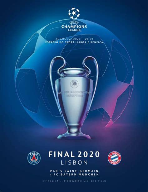 Uefa women's champions league united by women's football trofeo angelo dossena uefa europe (49) european championship ec qualification wc qualification europe uefa nations. 2020 UEFA Champions League Final Bayern Munich v Paris SG ...