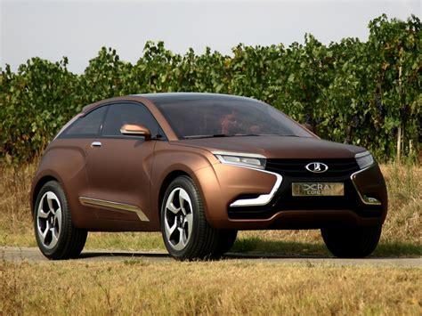 Video Lada Xray Crossover Concept Autotribute