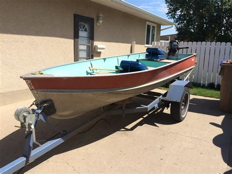 Used Aluminum Boats by Used 14 Foot Aluminum Boats Images