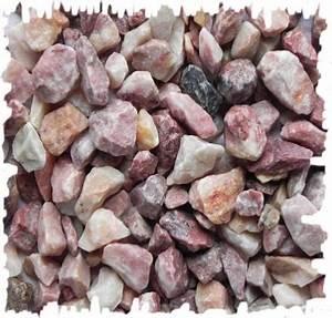 Dosage Béton Avec Mélange Sable Gravier : gravier de marbre rose et blanc du roussillon ~ Premium-room.com Idées de Décoration