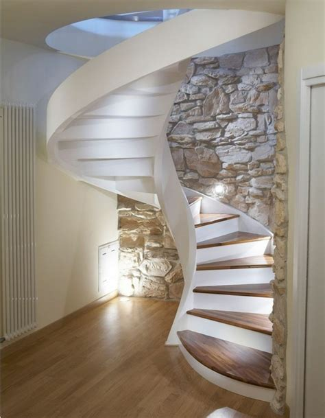 escalier bois et blanc mzaol com