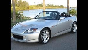 Sold 2004 Honda S2000 6-speed Vtec Meticulous Motors Inc Florida For Sale