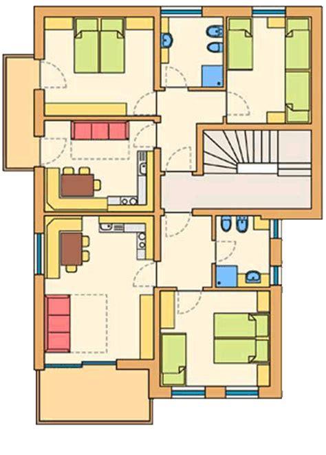 Piantine Appartamento by Agriturismo Neuhaus Hof Acereto Valli Di Tures E