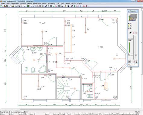 Elektroplanung Fuer Den Neubau by Treesoft Cad Elektro Cad Software F 252 R Die Elektrotechnik