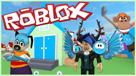 Toon Town In Roblox?!