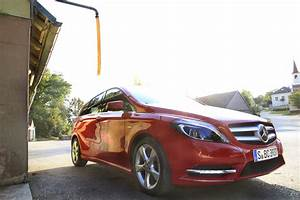 Nouvelle Mercedes Classe B : essai vid o nouvelle mercedes classe b profil bas pour ambitions en hausse ~ Nature-et-papiers.com Idées de Décoration